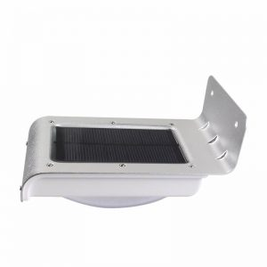 Outdoor solar led motion sensor wall lights 02