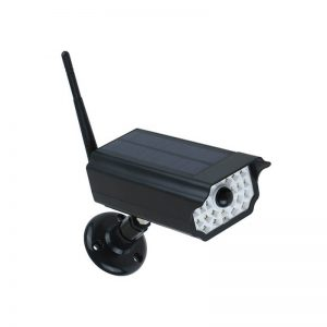 Solar led wall spotlight for monitoring security 03