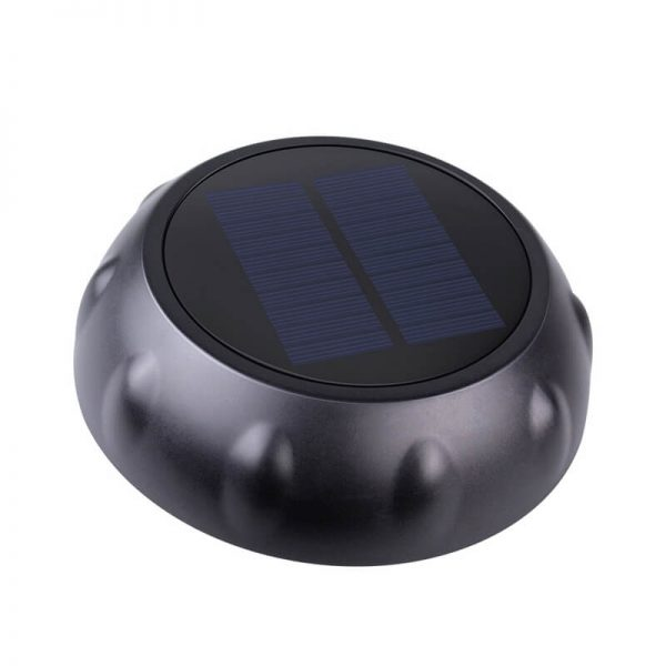 Microwave induction solar garden lawn light 03