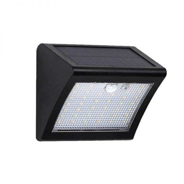Solar led garden wall light for pathway decorative 01