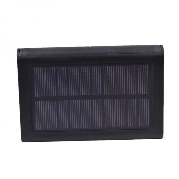 Solar led garden wall light for pathway decorative 02