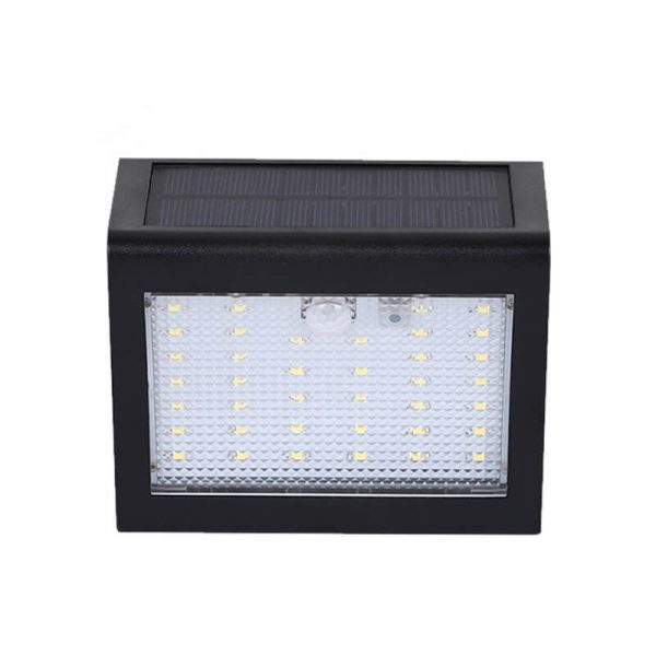 Solar led garden wall light for pathway decorative 05