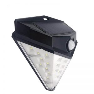 Outdoor wall-mounted solar led motion sensor light 04