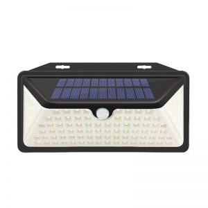 270-degree wide-angle waterproof solar wall lights 01