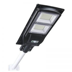 60W remote PIR solar led motion sensor street light 01