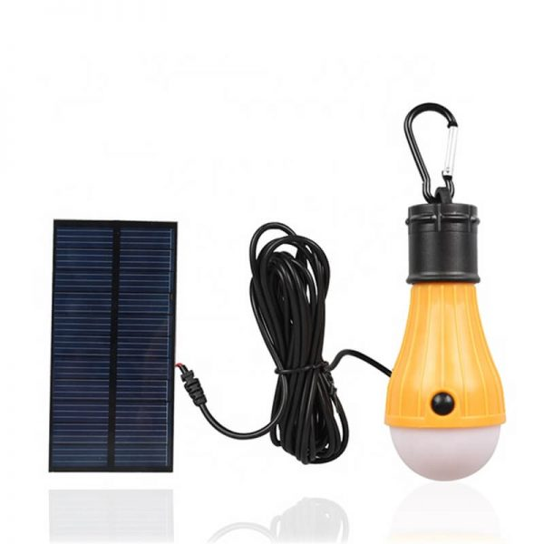 Portable solar camping lights for indoor emergency 02