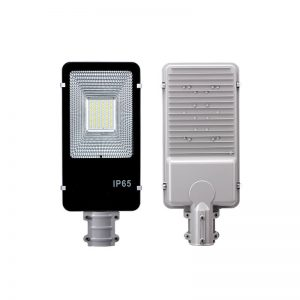 Waterproof remote control solar led flood street light 04
