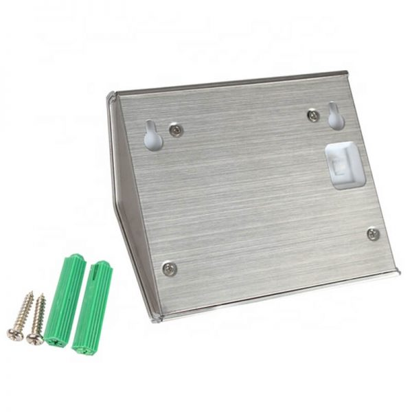 Stainless steel step deck solar wall lights 03