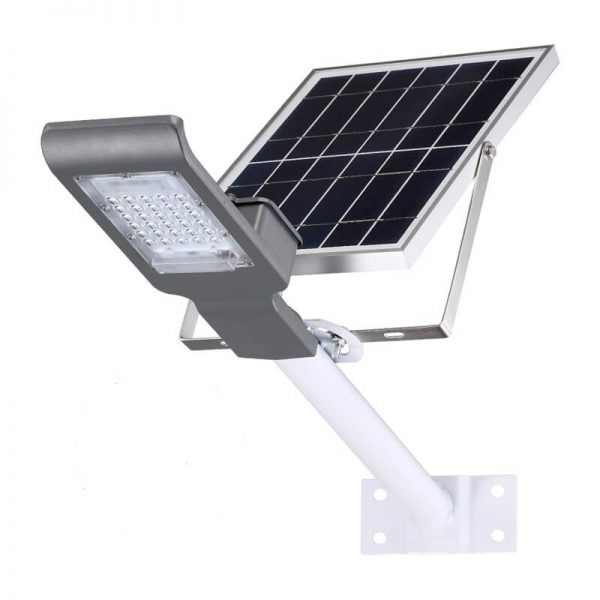 Be mounted on the wall remote control solar street lights 01