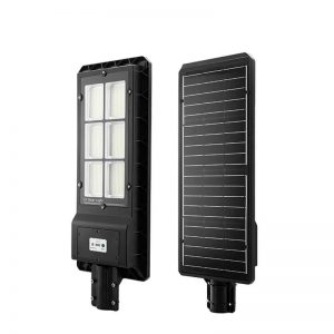 Radar sensor integrated solar street light 2