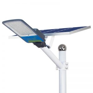 120W 240W solar dual-lens lamp beads street light 1