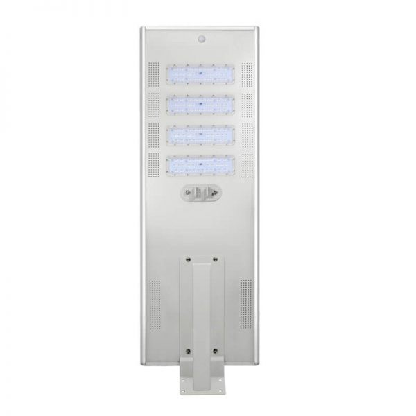 Solar led new rural motion sensor integrated street light 2