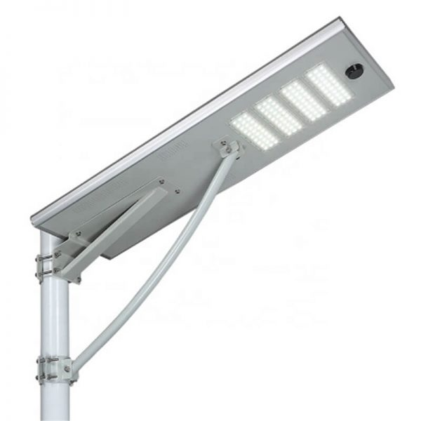 Solar led new rural motion sensor integrated street light 3