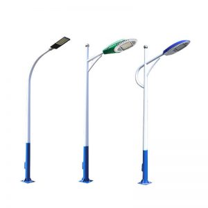 New rural high pole solar led street light 1