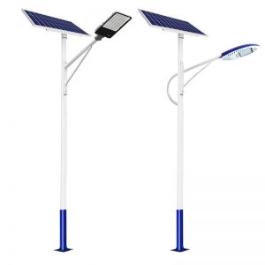 New rural high pole solar led street light 2