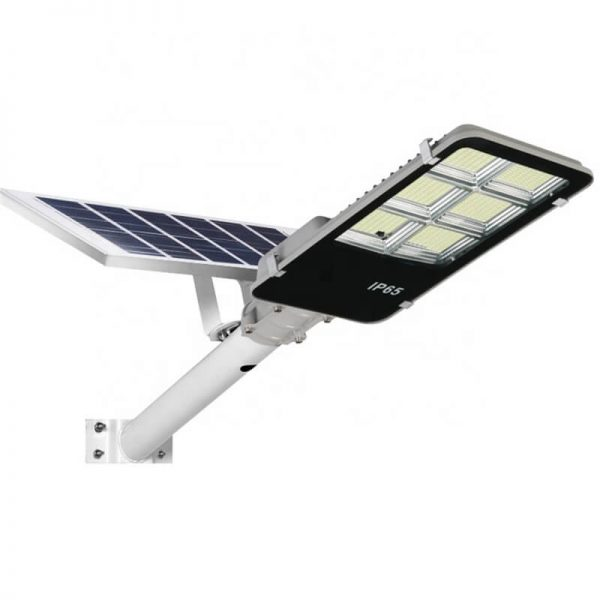 Outdoor waterproof solar led street light with remote control 1