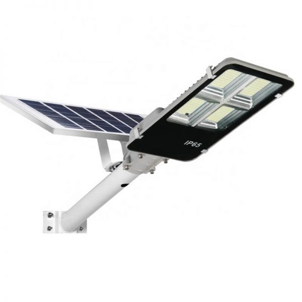 Outdoor waterproof solar led street light with remote control 2