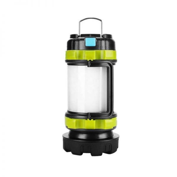 Portable solar lantern flashlight camping light 1